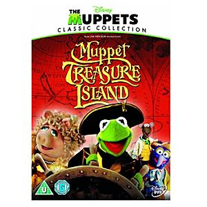 Muppets Treasure Island Special Edition DVD - Muppets Gifts