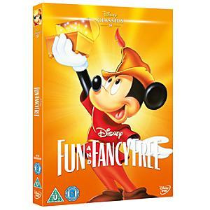 Fun and Fancy Free DVD - Fun Gifts