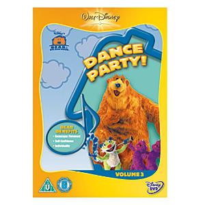 Bear In The Big Blue House - Dance Party DVD - Dance Gifts