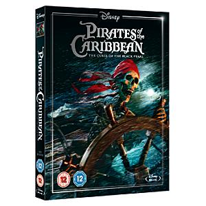 Pirates of the Caribbean:  The Curse of The Black Pearl Blu-ray - Pirates Gifts