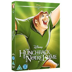 Hunchback of Notre Dame DVD - Dvd Gifts
