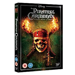 Pirates Of The Caribbean 2 - Dead Man''s Chest DVD - Pirates Gifts