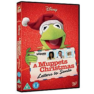 Muppets: Letters to Santa DVD - Muppets Gifts