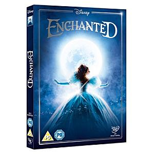 Enchanted DVD - Disney Store Gifts