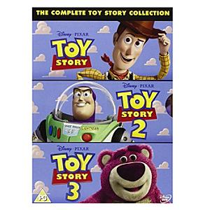 Toy Story DVD Triple Pack - Toy Story Gifts
