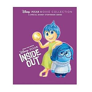 Inside Out - Disney Movie Collection Book - Inside Out Gifts