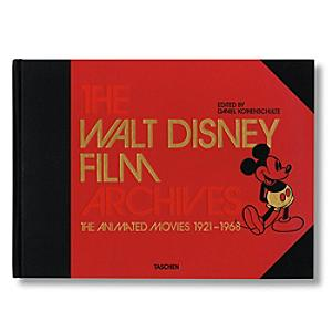 The Walt Disney Film Archives - The Animated Movies 1921-1968 - Film Gifts