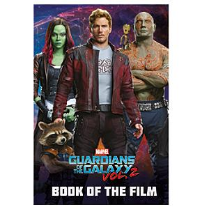 Guardians of the Galaxy Vol 2 - Book of Film - Film Gifts