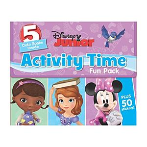 Disney Junior Activity Time Fun Pack - Fun Gifts