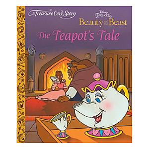 Beauty and the Beast, the Teapot's Tale - a Treasure Cove story - Beauty And The Beast Gifts