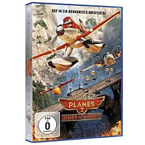 Planes 2 - Immer im Einsatz DVD