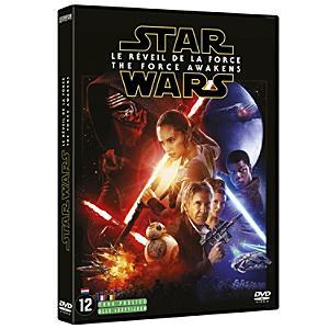 DVD Star Wars : Le Réveil de la Force