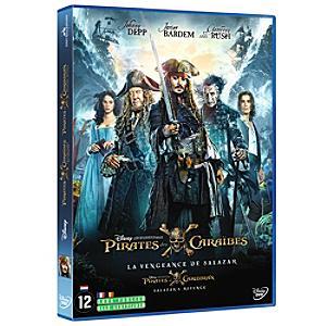 Pirates des Caraibes, la vengeance de Salazar DVD