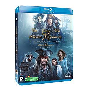Pirates des Caraibes, la vengeance de Salazar Blu-ray