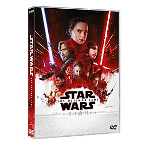 Star Wars: Los Ultimos Jedi DVD
