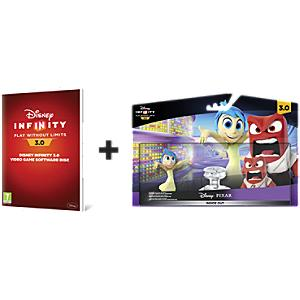 Disney Infinity 3.0: Inside Out set bundle - Wii U - Wii Gifts