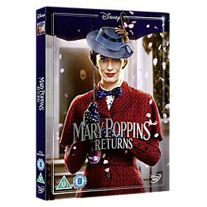 玛丽阿姨返回DVD