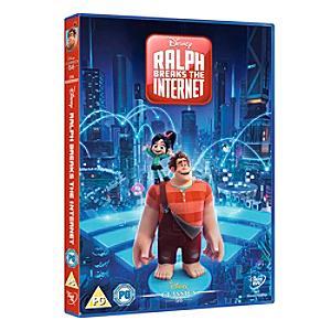 拉尔夫破坏了网络DVD