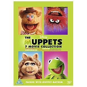 The Muppets DVD Boxset - Muppets Gifts
