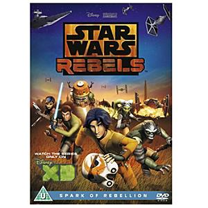Star Wars Rebels: Spark of Rebellion DVD - Dvd Gifts