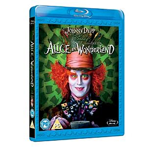 Alice in Wonderland Blu-ray - Disney Store Gifts