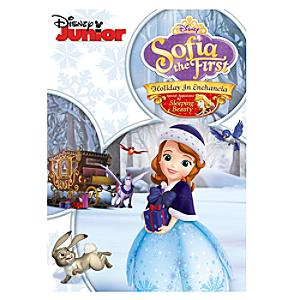 Sofia the First - Holiday in Enchancia DVD - Sofia The First Gifts