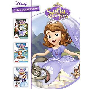 Sofia the First Triple Pack DVD - Sofia The First Gifts
