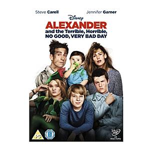 Alexander & the Terrible, Horrible, No Good, Very Bad Day DVD - Dvd Gifts