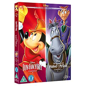 Fun & Fancy Free / Ichabod and Mr Toad Blu-ray - Fun Gifts