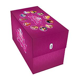 Disney Princess 11 DVD Keepsake Box - Keepsake Gifts