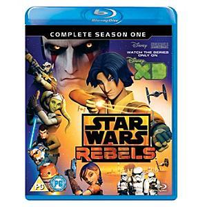 Star Wars Rebels Season 1 Blu-ray - Star Wars Gifts