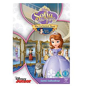 Sofia the First - Enchanted Feast DVD - Sofia The First Gifts