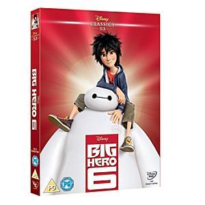 Big Hero 6 DVD - Big Hero 6 Gifts