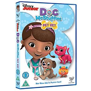 Doc Mcstuffins Pet Vet DVD - Doc Mcstuffins Gifts