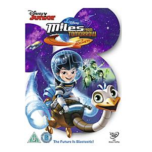 Miles From Tomorrow - Let's Rocket! DVD - Miles From Tomorrow Gifts