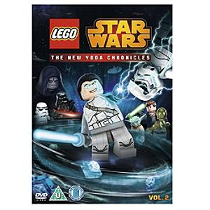 Star Wars Lego: The New Yoda Chronicles Volume 2 DVD - Star Wars Gifts