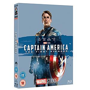 Captain America: The First Avenger Blu-ray - Marvel Gifts