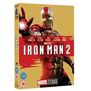 Iron Man 2 Blu-ray - Marvel Gifts