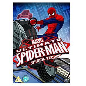 Ultimate Spiderman Volume 1 Boxset DVD - Marvel Gifts