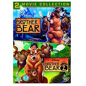 Brother Bear & Brother Bear 2 DVD - Dvd Gifts