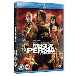 Prince of Persia: The Sands of Time Blu-ray - Disney Store Gifts