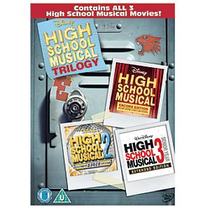 High School Musical triple pack DVD - High School Musical Gifts