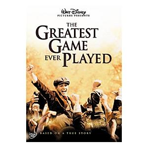 The Greatest Game Ever Played DVD - Dvd Gifts