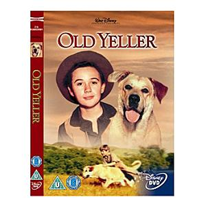 Old Yeller DVD - Dvd Gifts