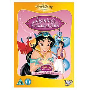 Jasmine's Enchanted Tales DVD