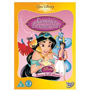 Jasmine's Enchanted Tales DVD - Dvd Gifts