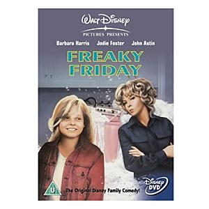 Freaky Friday (1976) DVD - Dvd Gifts