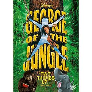 George of the Jungle DVD - Dvd Gifts