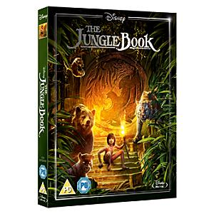 The Jungle Book - Live Action Blu-ray - Disney Store Gifts
