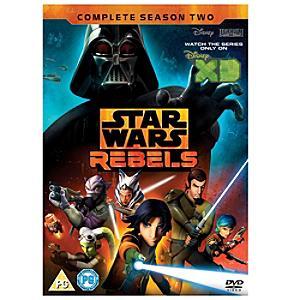 Star Wars Rebels: Season 2 DVD - Star Wars Gifts